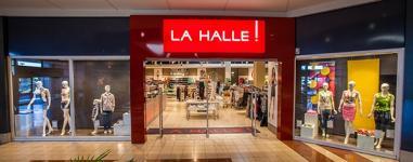 LA HALLE Le port